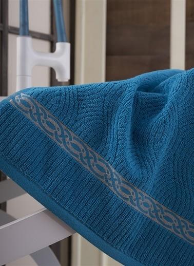Z&R Home Havlu Seti Mavi
